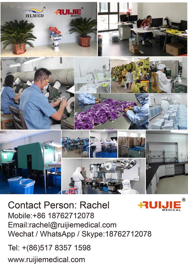 Lab Medical Supply Plastic Test Tube