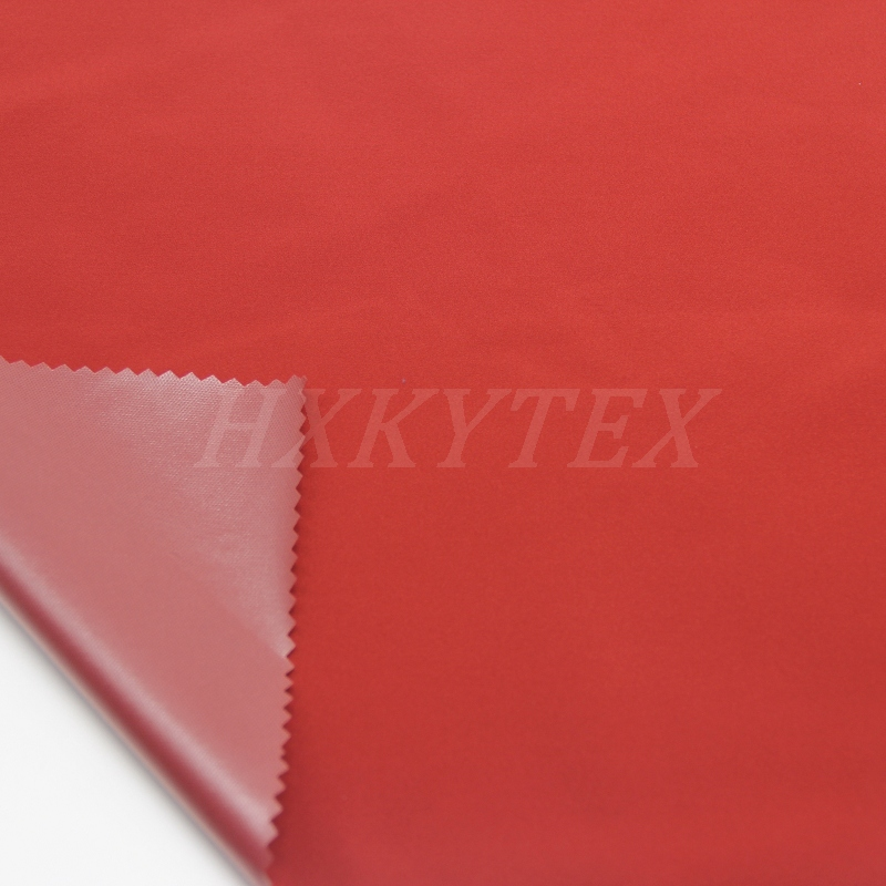 310t 50d Large Spandex Polyester Pongee Fabric for Down-Proof Jacket