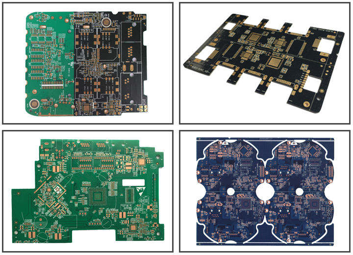 Automotive GPS Navigation Display Main Board PCB Board
