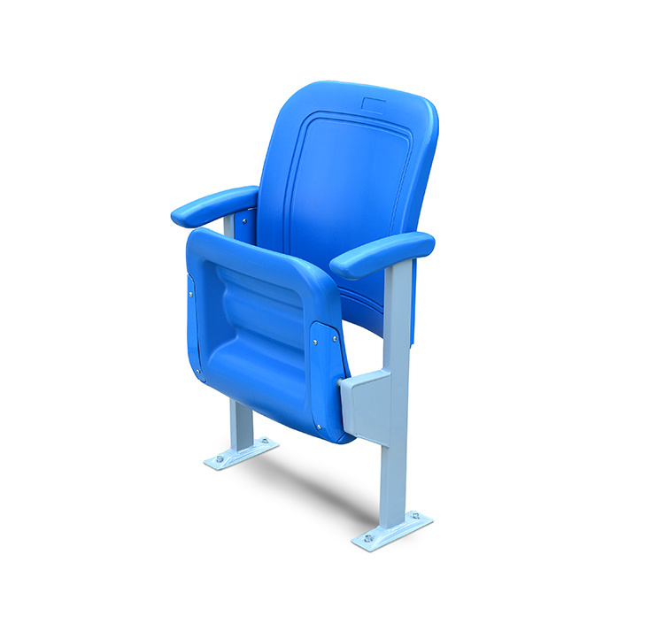 Outdoor Plastic Stadium Seat Indoor Fixed Stand Seat Stadium Chair