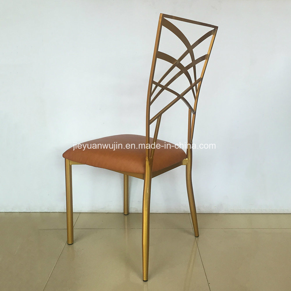 Modern Banquet Dining Chair for Wedding Party Events