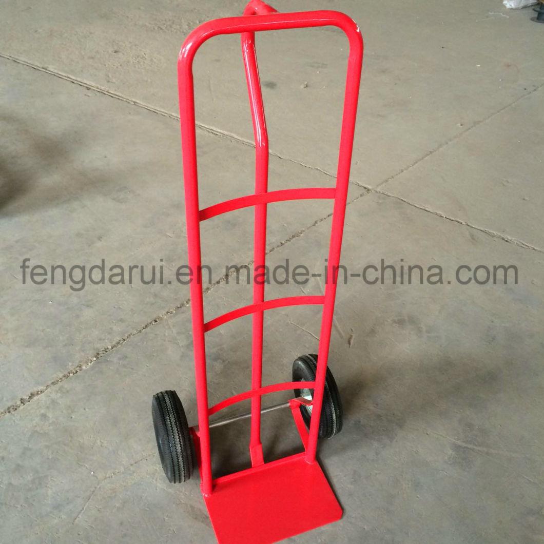 Double Wheels Hand Trolley/Truck/Cart (HT2012)