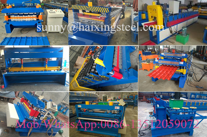 C Z Purlin Channel Roll Forming Machinery