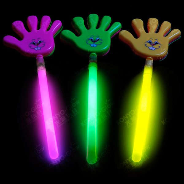 Glow Clapper Children Glow Clapper Vocal Concer Clapper (DZP13210)