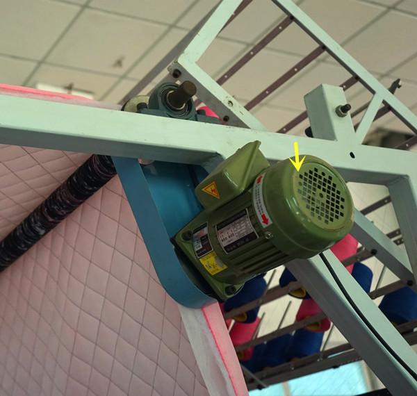Shuttle Quilting Machine, Multi-Needle Lock Stitch Quilting Machine Computerized