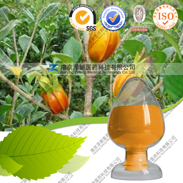 Natural Gardenia Extract 3 Pigments in Plants