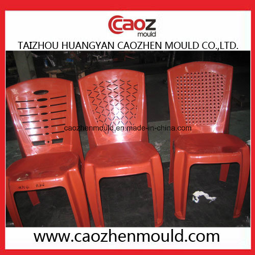 Plastic/Armless Chair Mould with New Design on 2016