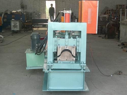 Hot Sale Color Steel Ridge Cap Roll Forming Machine