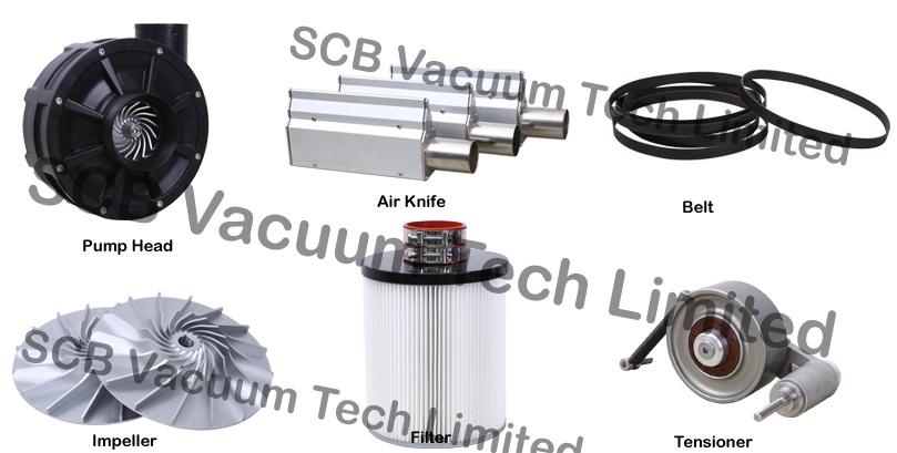 China Manufacturer High Volume Air Drying Centrifugal Vacuum Pump
