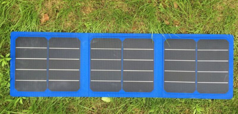 2017 Future Solar Charger Bag