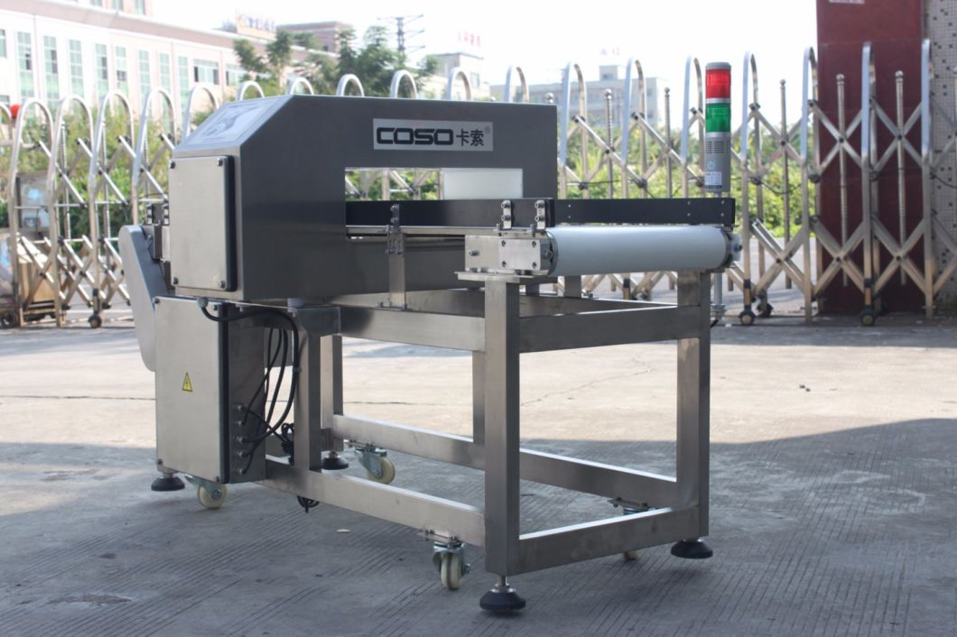 Automatic Conveyor Type Fruit Metal Detector Machine