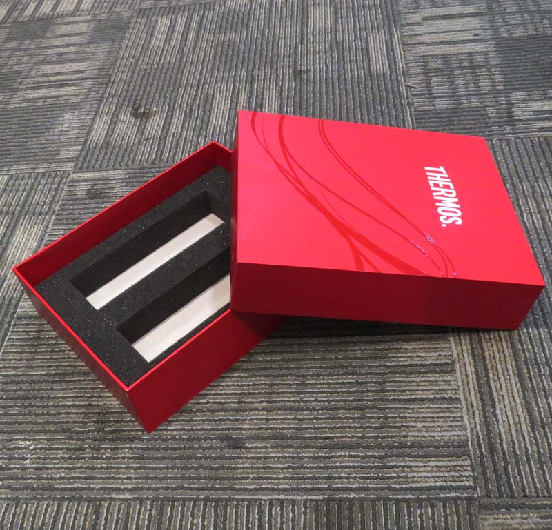 Customized Square Paper Gift Packaging Box