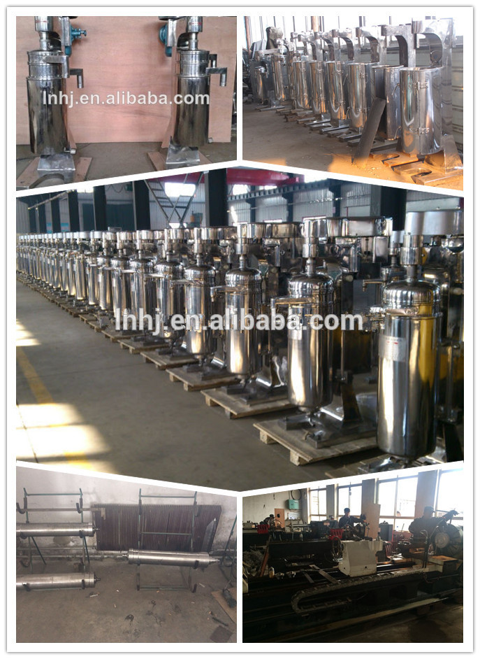 Automatic Coconut Oil Extracting Machine