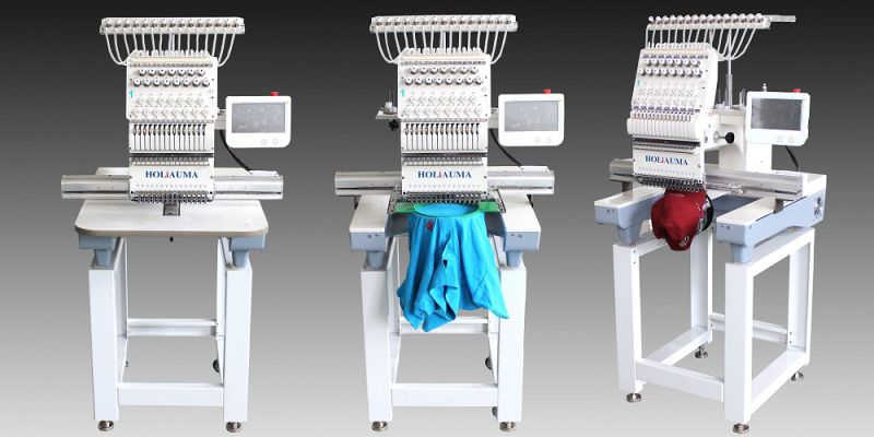 High Quality Single Head Computer Embroidery Machine Price