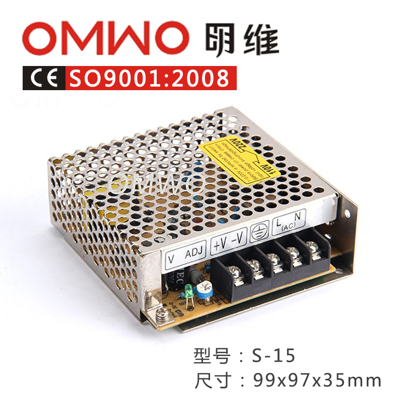 Wxe-15s-15 Single Switching Power Supply