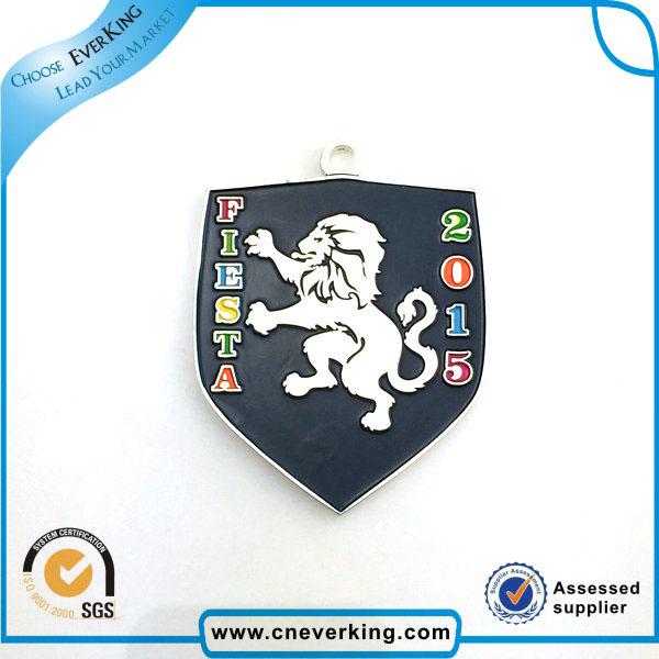 China Wholesale Logo Printing Hard Enamel Pin