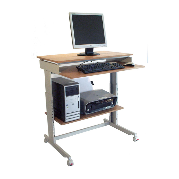 Low Price of Office Works Desk with High Quality Computer Table Workstation