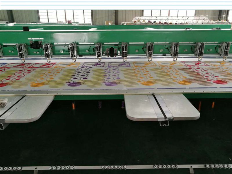 Chenille Embroidery Machine for Fabric with Good Technology