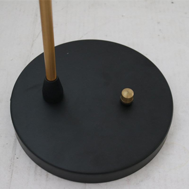 Decorative Bronze Horn Shape Bedside Dimming Table Lamp