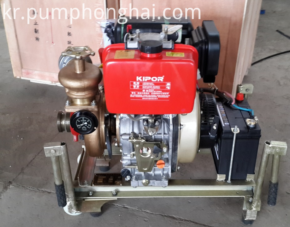 Marine Diesel Emergency Fire Pumps