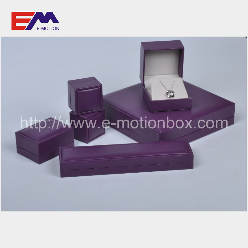 Luxury Jewelry Packing Boxes Fashion Jewellery Packing Set Box