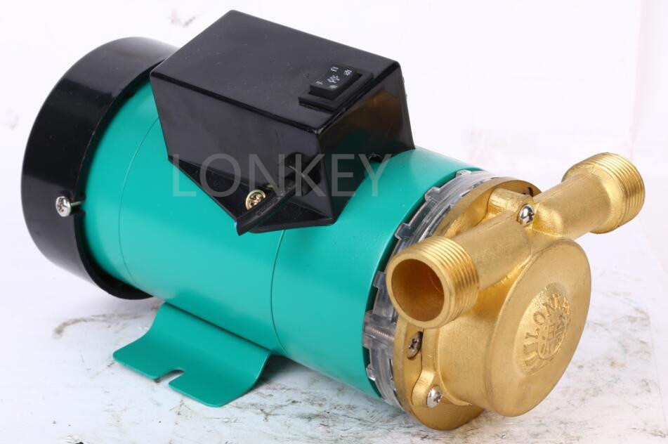 90W Hot Water Household Stainless Steel Auto Boosting Booster Pump