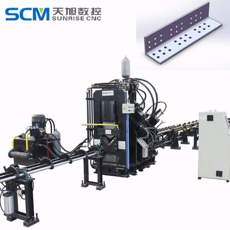 CNC Angle Line