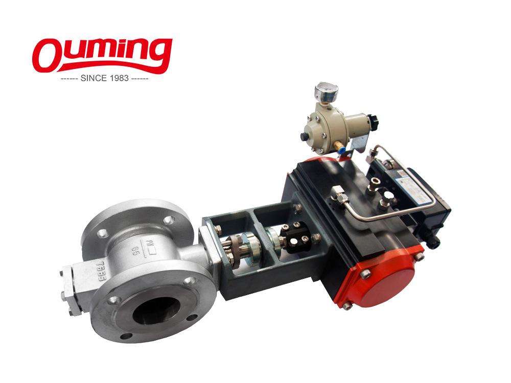 Temperature Automatic Control Pressure Reduce Mixing Valve