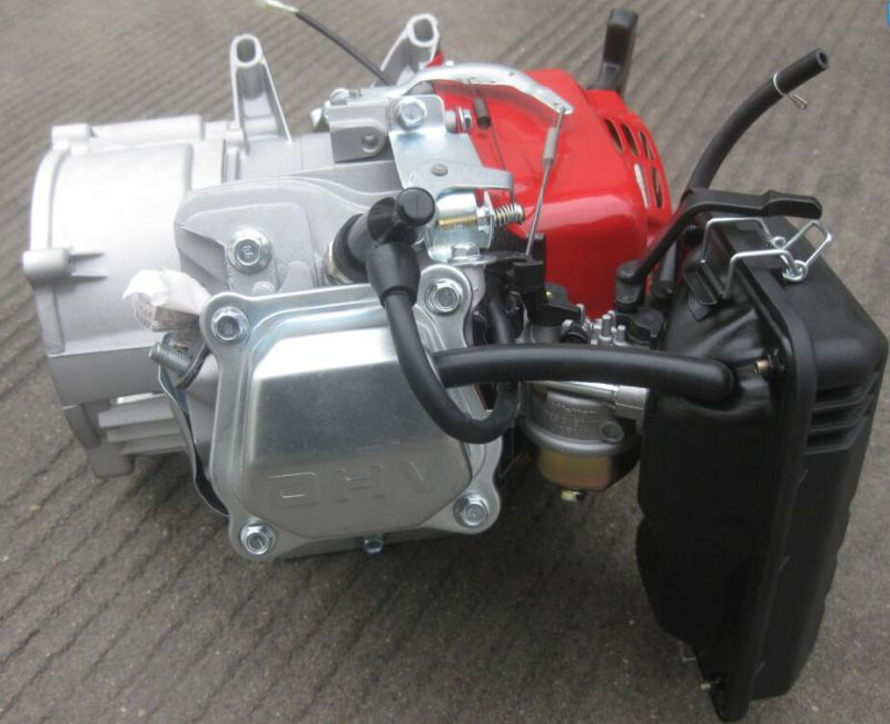 Gasoline Engine for Generator Use (WK168)