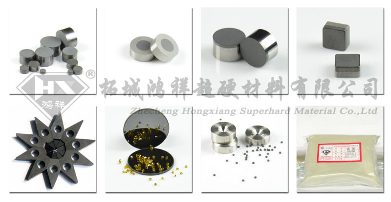 Polycrystalline Diamond Compact for Petroleum Drilling