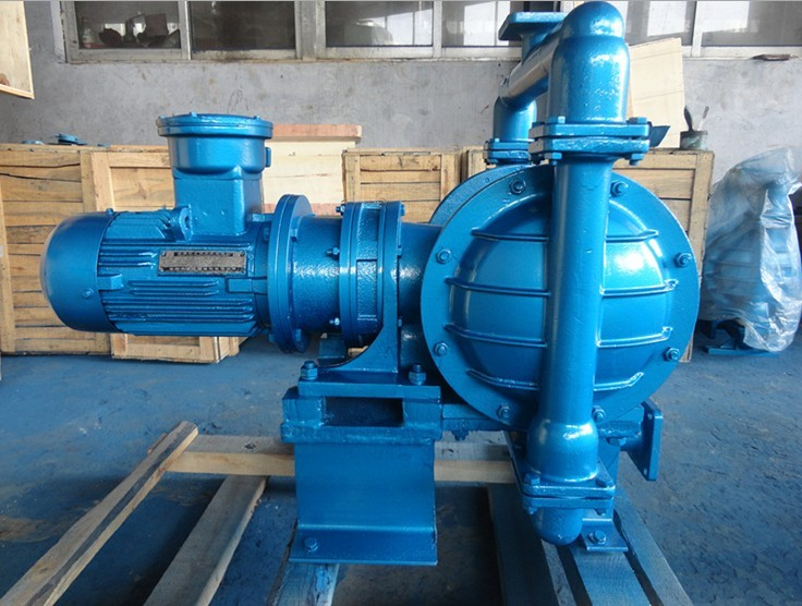 DBY series cast iron material diaphragm pump