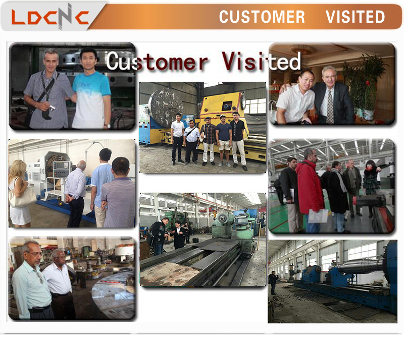 China Light Duty Precision CNC Metal Turning Lathe Machine Price