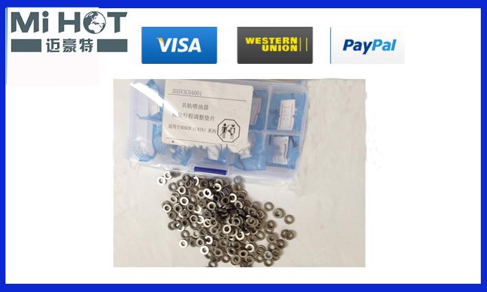 Z05vc04001 Common Rail Fuel Injector Adjusting Shim