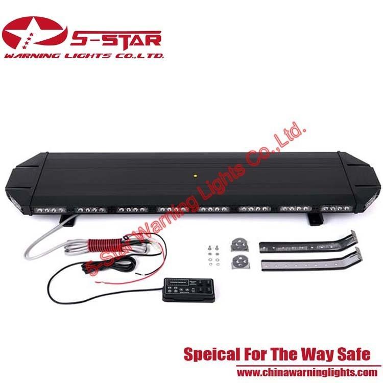 New Design 3W Super Bright LED Warning Police Light Bar