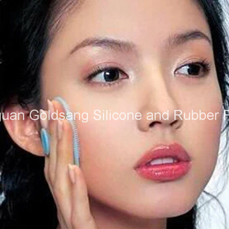 Factory Silicone Face Cleaning Brush High Quality Silicone Facial Brush