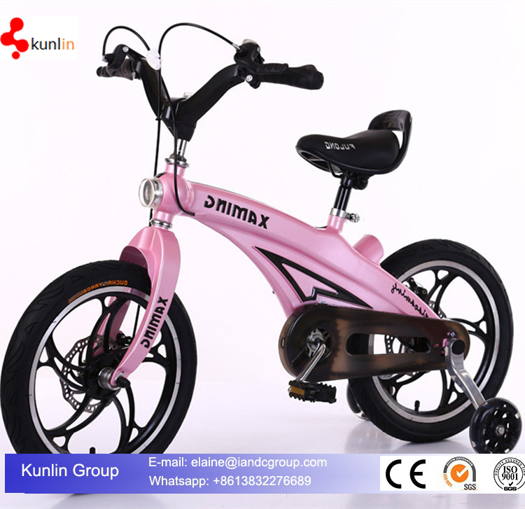 12 Inch Children Bike Suitable for 3-5 Years Old drive Jump BMX Kids Bicycle