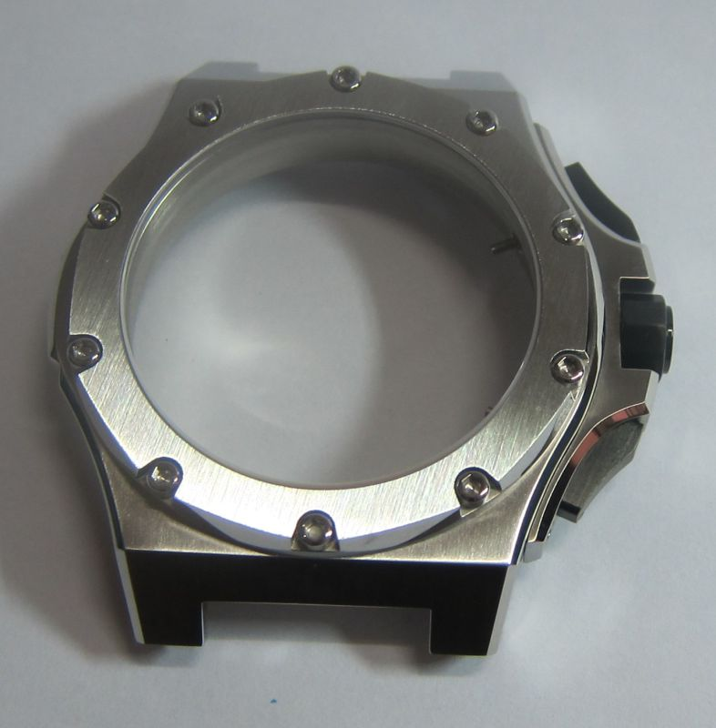Fine 316L Precision Watchcase for Timepiece