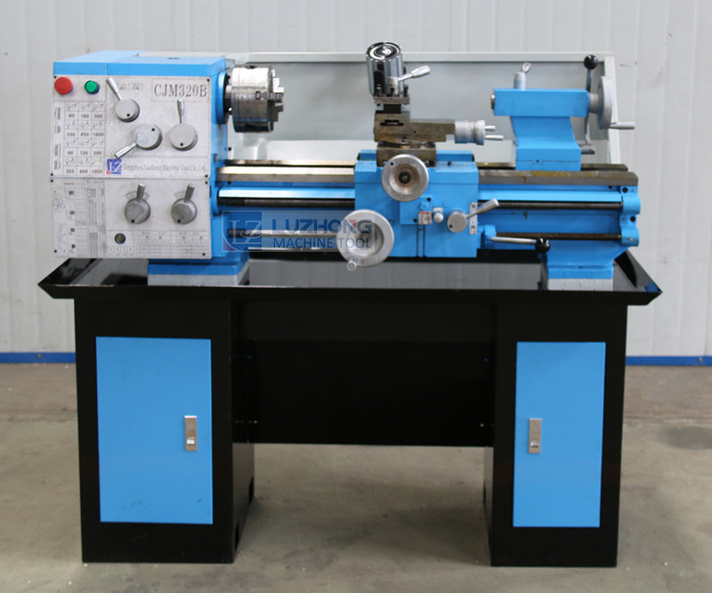 Precision Hobby Bench Small Mini Metal Lathe for Sale(CJM320B)