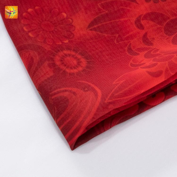 Soft Chiffon Fabric