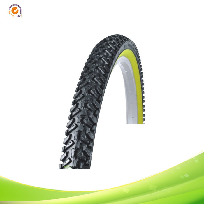 Bicycle/Bike Rubber Tires 12-26 Moutain Bicycle Tire (BT-012)