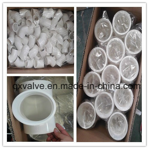 Pn10 and Pn16 DIN PVC Fittings Used on Water Supply Good Price!