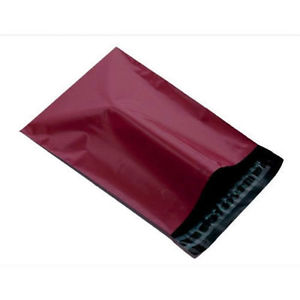 Various Shape Shopping Carrier Printed Poly Bag/Mailing Bag