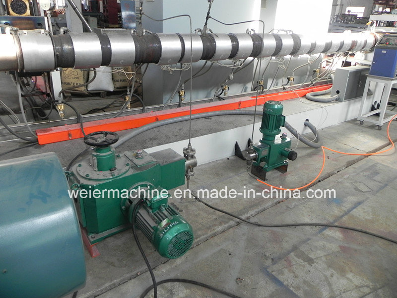 XPS CO2 Foam Board Extrusion Machinery