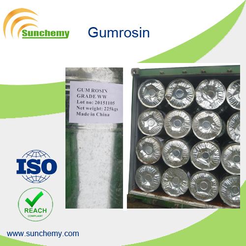 Grade Ww Gum Rosin/Colophony