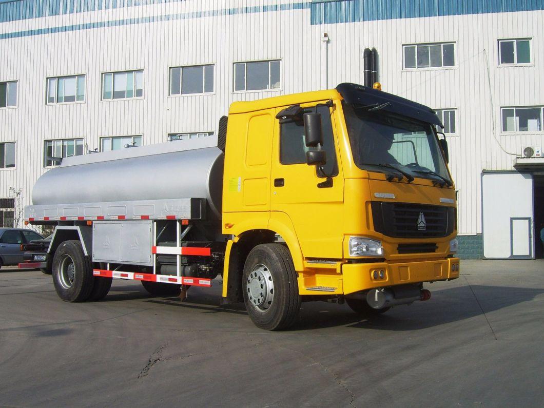 Sinotruk HOWO New 6*4 4*2 Tank Truck Fuel Tanker Truck