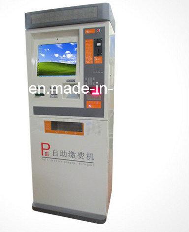 Outdoor Bill Payment Photo Printer Touch Screen Kiosk Terminal Machine