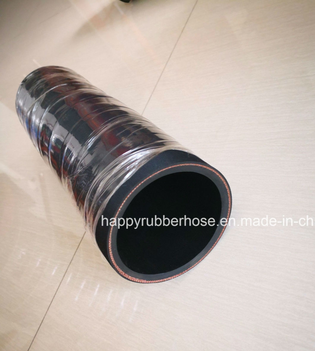 Textile Spiral W. P. 400psi Oilfield Fracturing Hose