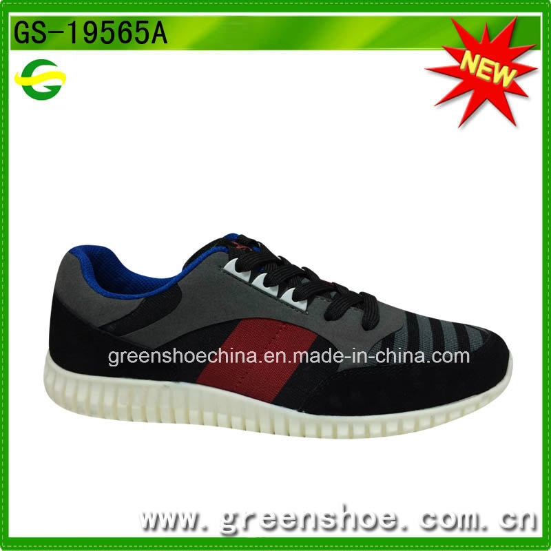 Greenshoe Fashion Athletic Running Men Sport Shoe