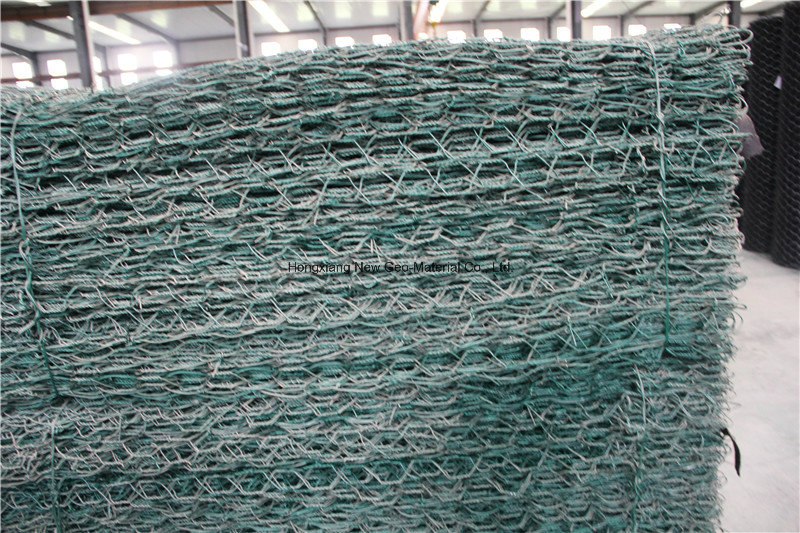 Gabion Box PVC Coated Hot Dipped Gavalnized Zinc