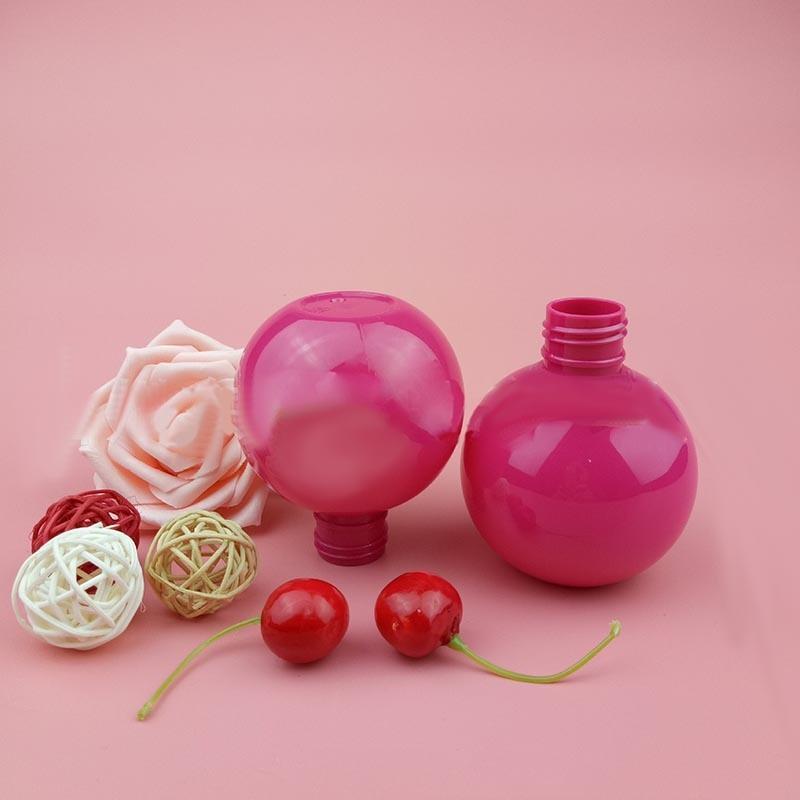 150ml Spherical Type Lastic Lotion Bottle for Perfume (NB18909)